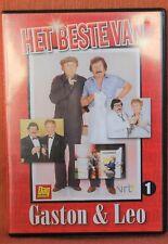 HET BESTE VAN GASTON & LEO   -- !!!  DVD  !!!