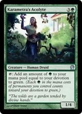 Karametra's Acolyte  NM  x4 Theros MTG Magic Cards Green Uncommon