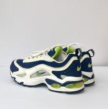Men's Vintage RARE 90's 1997 Nike Tailwind II Blue White Green - Size 8