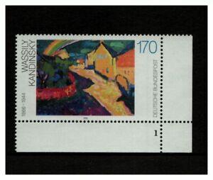 Bund 1619,  Wassily Kandinsky, Murnau, Druck auf Gummiseite **, Befund Schlegel