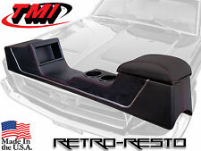 1967-1968 Ford Mustang - Sport-R Full Length Console (Coupe & Fastback)