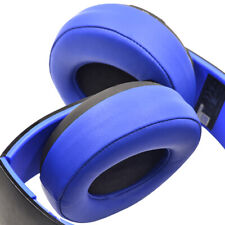 Replacement Headphone Ear Pad Cushion Cover For SONY Gold Wireless PS3 PS4 7.1