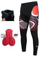 Hombre Maillot de ciclismo Cold Wear Jersey Térmico + Medias Pantalones Invierno
