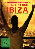 THE ULTIMATE REPORT - CRAZY ISLAND IBIZA 2017   DVD NEU