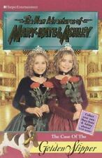 The Case of the Golden Slipper (The New Adventures of Mary Kate & Ashley, No. 2
