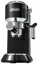 DeLonghi EC680.BK Dedica 15-Bar Pump Espresso and Cappuccino Maker Black