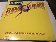 Queen Flash Gordon Usa Rare Promo Lp Vinyl Import  Excellent