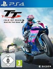 TT Isle of Man: Ride on the Edge 2 (PS4) IN STOCK Brand New & Sealed Free UK P&P