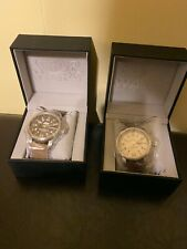 Star Wars Deluxe Limited Edition Collector's Watch Pair of Jedi Order by Zeon