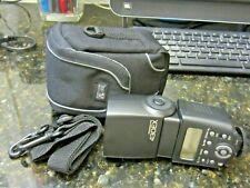 Canon Speedlite 430EX External Camera Flash w/ Padded Case