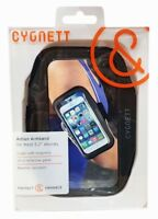 "Cygnett Armband Action Sport 5.2"" For iPhone 8 iPhone 7 6s & 6 Handy Key Pocket"