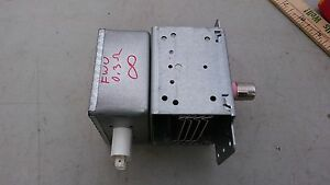 7MM85 WESTINGHOUSE WST 3501 MICROWAVE OVEN MAGNETRON, 2M211A-M2, FWU, VERY GOOD