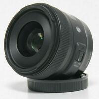 Sigma 30mm F1.4 DC HSM Art Objektiv Lens für Canon Neu New