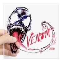 1351850652 CafePress Venom Logo 2 Square Sticker 3 X 3 Square Sticker