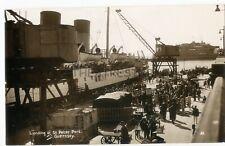 More details for rp guernsey st peter port harbour landing stage ship docking channel islands