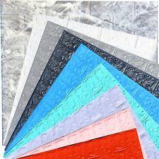 3d self adhesive bricks 77x70cm foam panels sticker wallpaper tile feature wall