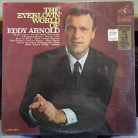 EDDY ARNOLD the everlovin world of LP Sealed LPM-3931 Mono USA 1968 RCA