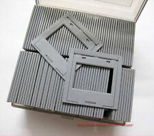 100 Piece Plastic 135 film 35mm Slide mounts / Thickness: 2mm Plastic mounts Hot
