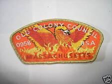 Old Colony Council CSP Phoenix Patch (SA-8)