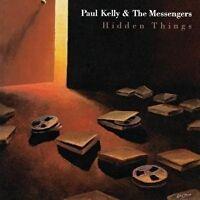 PAUL KELLY & THE MESSENGERS Hidden Things CD BRAND NEW