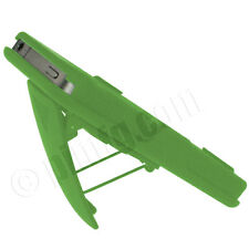 iPhone 4 / 4S Detachable Case with Kickstand and Holster - Lime Green