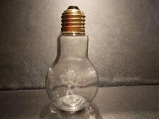 Reddy Kilowatt ETCHED GLASS LIGHT BULB. Excellent! A PLUS!