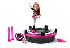 NEW Bratz Star Singerz RC Dance Stage+Fianna Doll Spin Dance Light Sound Remote