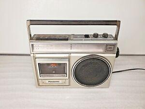 PANASONIC RX 1280 RADIO RECEIVER CASSETTE RECORDER BOOMBOX