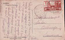 POSTA MILITARE N°3E AFRICA ORIENTALE CARTOLINA COLONIALE 1936 O 33 2-126