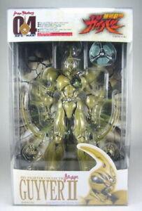 GUYVER II BIO Figure Collection 04 GUYVER II 02 Action Figure Max Factory ^^