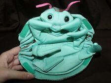 Folkmanis Puppet Pill bug pillbug giant isopod iridescent green RARE