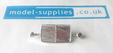Spot On 145 AEC Routemaster Bus Reproduction Chromed Plastic Front Grille