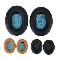 Replacement Ear Pads Sponge Ear Cushion for Bose QuietComfort QC35 Headphones