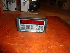 DYNAPAR, MS2000, 2 SPEED CONTROL DIGITAL MAX, 117VAC, CAT MS2-00-0 USED