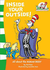 INSIDE YOUR OUTSIDE! - Dr Seuss Cat in the Hat's Learning Library  Pb NEW
