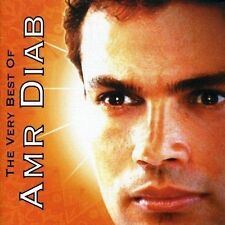 AMR Diab - The Very Best of CD 14 Tracks International Pop Compilation