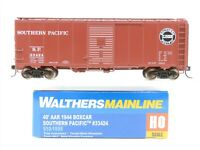 HO Scale Walthers Mainline 910-1698 SP Southern Pacific 40' Boxcar #33424