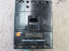Westinghouse LAB3400NW Circuit Breaker  3 Pole 400 A  600V