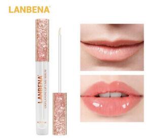 Authentic LANBENA Lip Care Serum Promotes Collagen For Fuller Lips