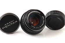 Pentax M Objektiv SMC 1:1,7 50mm made in Japan Nr. 3384940.
