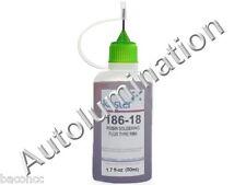 50ml 17 Oz Kester 186 18 Rosin No Clean Soldering Solder Liquid Flux Reflow