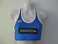 SWATCH BEACH VOLLEYBALL FIVB WORLD TOUR LAUDERDALE 15 SPORTS TANK TOP BRA LARGE