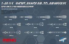 MNGSPS-043 - Meng Model 1:48 - US Short Range Air to Air Missile Set