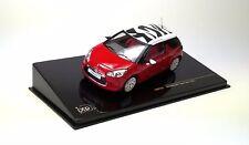 CITROEN DS3 SPORT CHIC Edition 2011 in (ca. 5107.94 cm) ROSSO - 1:43 DIE-CAST modello di auto da IXO