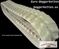 Gummikette NoMarking 230x72x52 Arbeitsbühnen Bagger Minikrane Leo,Hitachi,Kubota