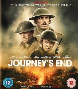 Journey's End (BLU-RAY) - GOOD CONDITION