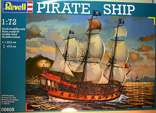 Pirate ship  - art. 05605  - kit navi Revell 1/72