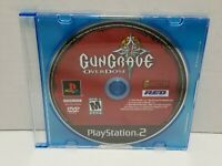 Gungrave: Overdose (Sony PlayStation 2, 2004) PS2 Video Game Disc Only Tested