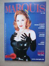 The Fetish Fantasy Magazine MARQUIS No. 20 - 2000