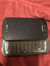 Samsung Galaxy Stratosphere SCH-I405 - 4GB - Noble Black Smartphone
